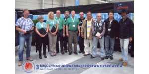 ТРЕТИЙ МЕЖДУНАРОДНЫЙ ЧЕМПИОНАТ ПО ДИСКУСАМ В ВАРШАВЕ 2011