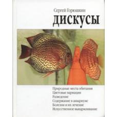 Дискусы. Сергей Горюшкин.